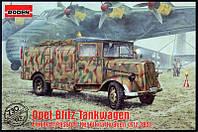 Грузовик Opel Blitz Tankwagen 1/72 Roden 730