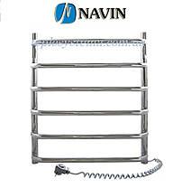 Полотенцесушитель електричний NAVIN Симфонія 480 х 600 (без терморегулятора), фото 2