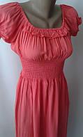 Длинные женские платья на лето.