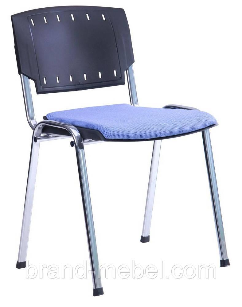Стул Призма хром сиденье