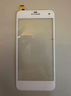 Оригинальный тачскрин / сенсор (сенсорное стекло) для Gigabyte GSmart Guru G1 (белый цвет)