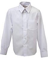 Школьная рубашка для мальчика белая
