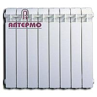 Биметаллический радиатор Алтермо Рио 500*80, производство Украина