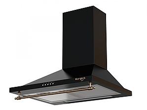 Кухонная вытяжка Borgio BHK Rustico 60 Black