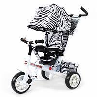 Детский трехколесный велосипед TILLY ZOO-TRIKE (BT-CT-0005 WHITE)