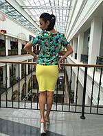 Женский костюм Микки с юбкой о-500050