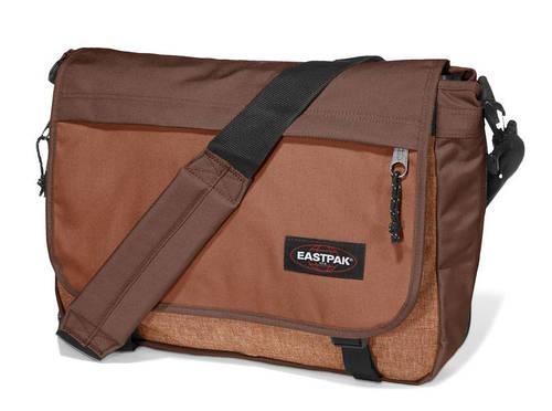 Шикарная городская сумка 20 л. Delegate Eastpak EK07607L коричневый