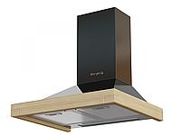 Кухонная вытяжка Borgio BHK 60 Wood Black