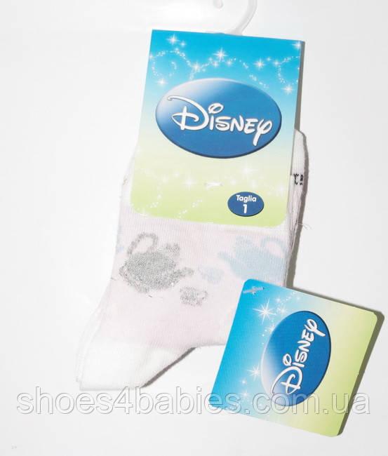 Детские носки для девочки Disney набор 2шт р. 29-32
