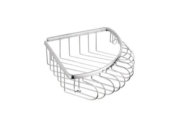 Полка для ванной комнаты KUGU 217С (латунь, хром)(Бесплатная доставка  ), фото 2