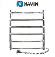 Полотенцесушитель электрический NAVIN Симфония 480 х 600 (с терморегулятором)