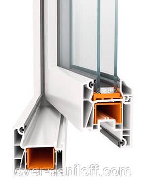 Металлопластиковые окна WDS 400. Белая Церковь, фото 2