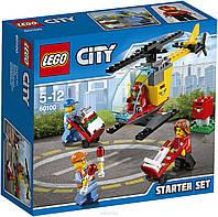 """Конструктор Лего """"Аеропорт: стартовий набір"""""""