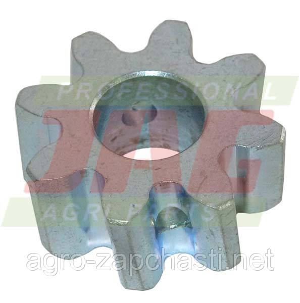 Звездочка [Rasspe Germany] для пресс-подборщика Deutz Fahr , z8 (8 зубьев), d14,5мм