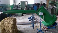 Измельчитель сена и соломы промышленный  (380 В, 18,5 кВт, 1200 кг/час)