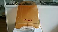 Лобовое стекло ARCH затмненное для мотоцикла с креплением