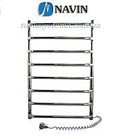 Полотенцесушитель электрический NAVIN Симфония 480 х 800 (без терморегулятора)