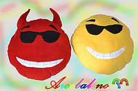 Подушка игрушка *Crazy smile*