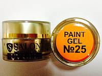 Гель краска для ногтей SP 25