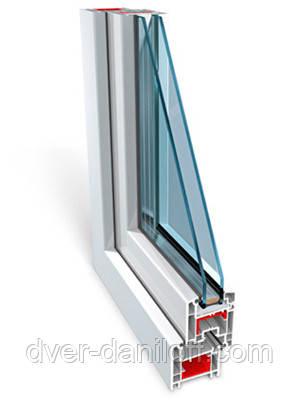Металлопластиковые окна OpenTeck DELUX. Белая Церковь