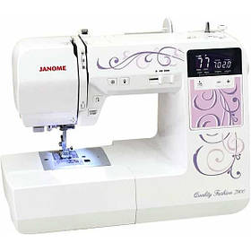 Janome Quality Fashion 7900 - комп'ютерна швейна машина