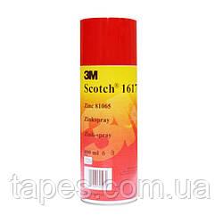 Цинковый аэрозоль 3M Scotch 1617 для защиты от коррозии металлов, металлических поверхностей