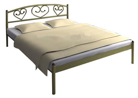 Кровать металлическая Дарина