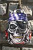 """Стильный рюкзак """"Пиратский череп"""""""