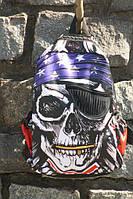 """Стильный рюкзак """"Пиратский череп"""", фото 1"""