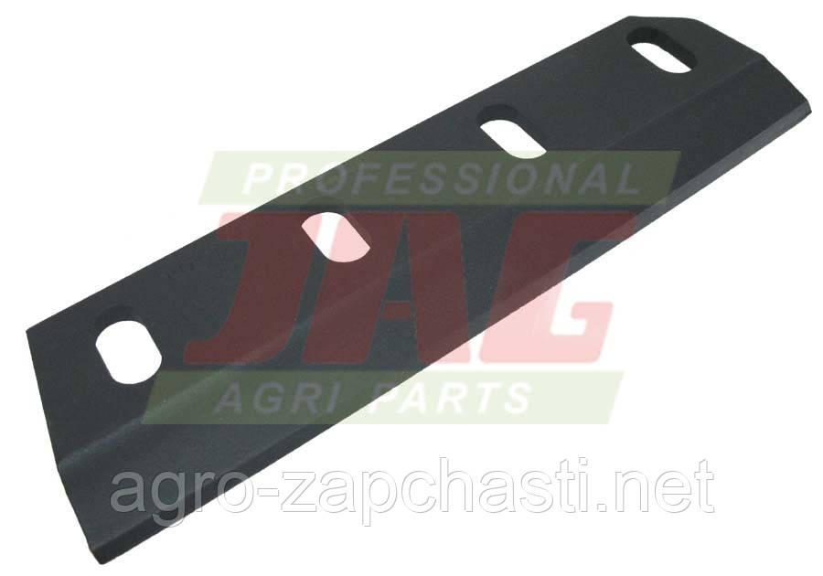 Нож правый для кукурузы 982845 комбайна Claas Jaguar - 310х86х8,5мм [ОРИГИНАЛ]
