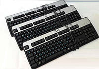 Фирменная USB клавиатура HP, Lenovo, Dell, фото 1