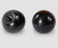 Ручка круглая для т/т котлов В-32 М10