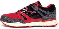 Мужские кроссовки Reebok Ventilator (рибок) красные