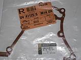 Прокладка передньої кришки ДВС на Renault Trafic / Opel Vivaro 1.9 dCi з 2001...Renault (оригінал) 8200760071, фото 5