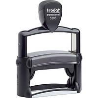 Оснастка для штампа прямоугольная металлическая 70х25 мм, Trodat 5205