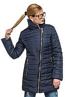 Зимняя стеганая куртка женская, фото 1