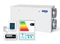 Domekt P 700 H вентиляционные установки с пластинчатым теплоутилизатором