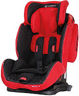 Автокресло Coletto Sportivo Isofix red (9-36 кг)