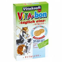 Витамины VITA-BON 31 Таб Д/Гриз. VITAKRAF
