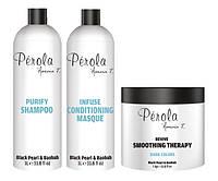 Купить профессиональный сет Perola by Marcia Teixeira для брюнеток