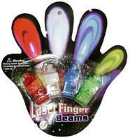 Электронный палец со светодиодами, для детей