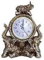 Часы три слона 140х190х60