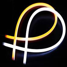 Гибкие дневные ходовые огни с режимом поворота(FDRL) 60см