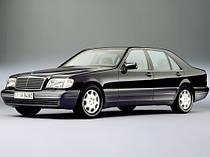 W140 S-CLASS 1991-1998
