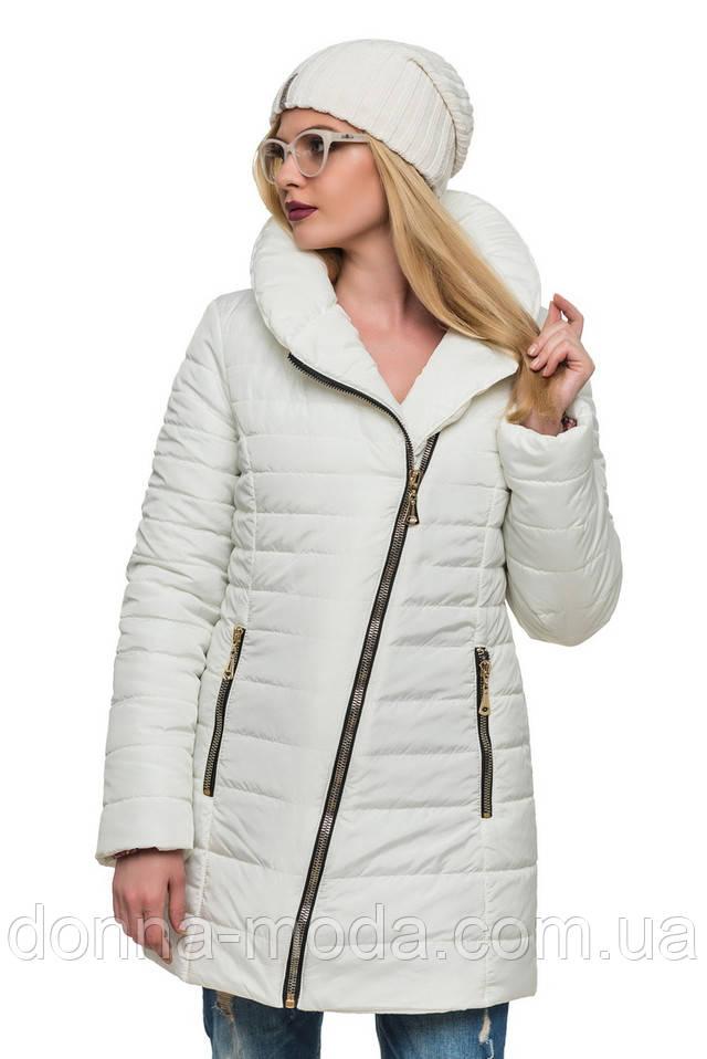 Зимняя женская стеганая куртка  продажа d391ef7d9c2f7