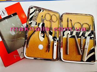 Профессиональные инструменты для маникюра и педикюра NAIT . Высококачественная ручная заточка.