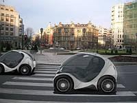 В Японии разрешили эксплуатацию автомобилей без зеркал заднего вида