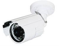 Купольна камера видеонаблюдения IP 635 1.3 mp с разъемом LAN инфракрасной подсветкой