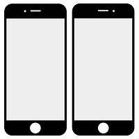 Стекло сенсорного экрана iPhone 6 Plus black