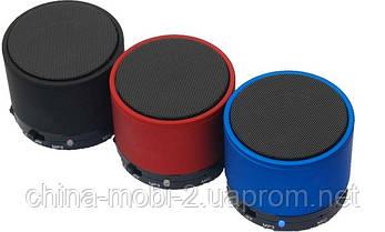 Портативная колонка Mini bluetooth speaker S10 black  Q10 , фото 3